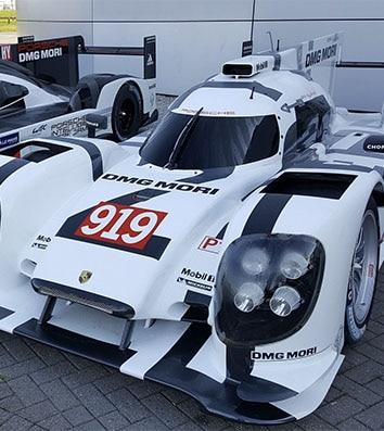 24 Hours of Le Mans Porsche Car