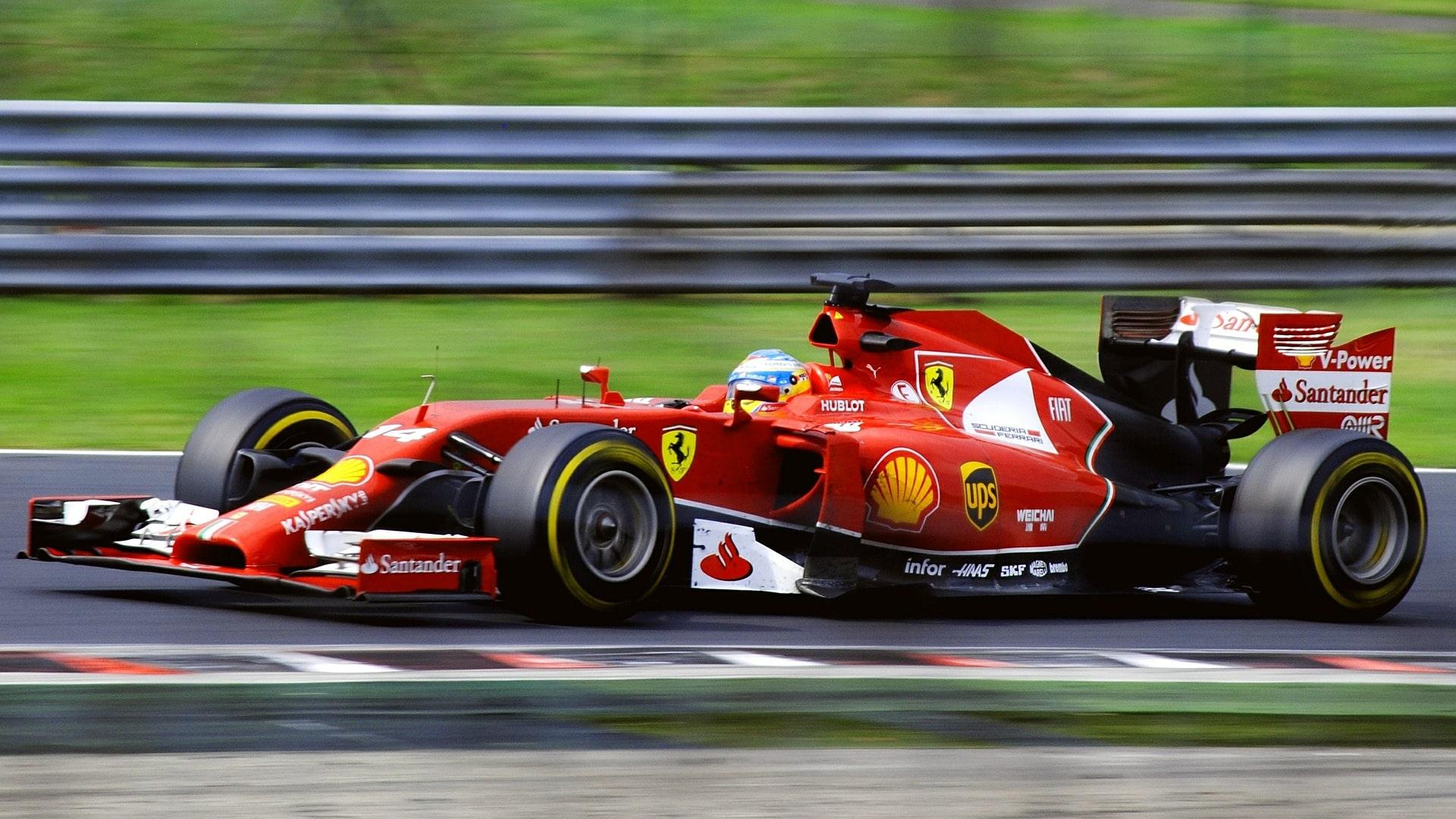Ferrari Grand Prix Car