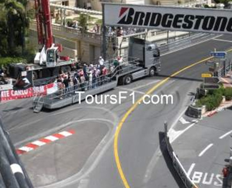Monaco Grand Prix Turn One