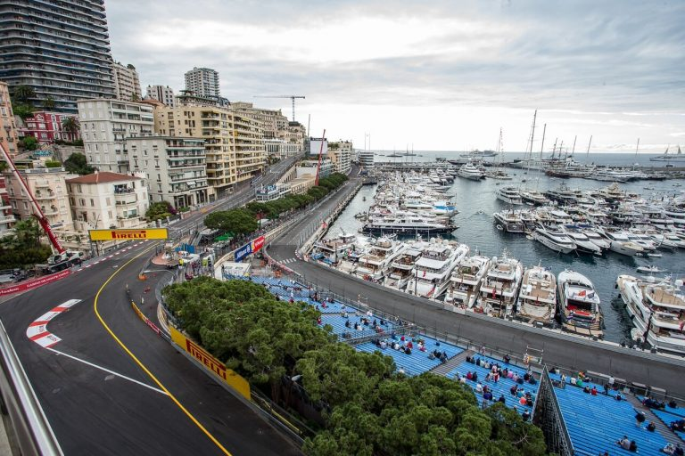 Monaco Grand Prix St. Devote to K View