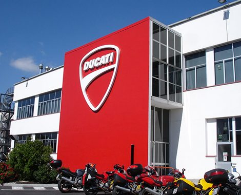 Ducati Factory Front