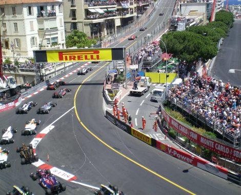 Monaco Grand Prix Hospitality View
