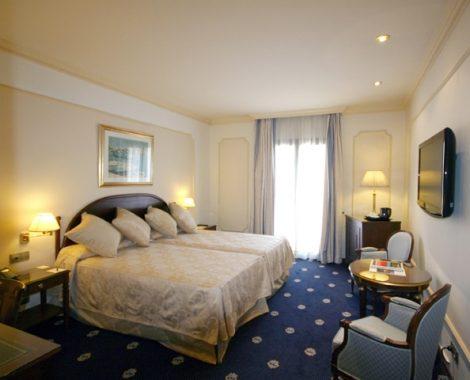 Ritz Barcelona Guestroom