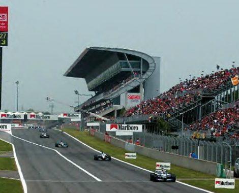 Spanish Grand Prix Stand D