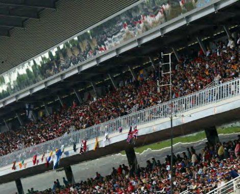 Spanish Grand Prix Penthouse Seats