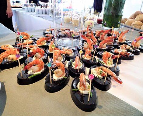 Monaco Grand Prix Hospitality Catering